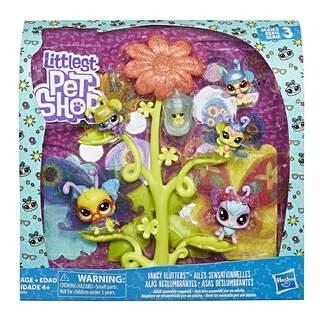 Fantezi Flutters Paketi Bebek Playset