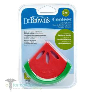 Dr Brown's karpuz dişlik
