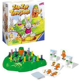 Zıp Zıp Tavşan Kutu Oyunu