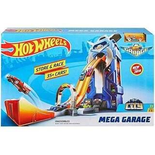 Howheels Mega Garaj